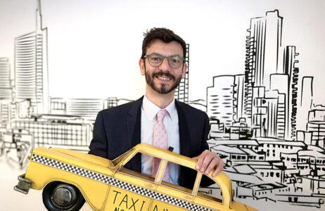 <h2>Davide Rinaldi</h2><hr>Project Manager