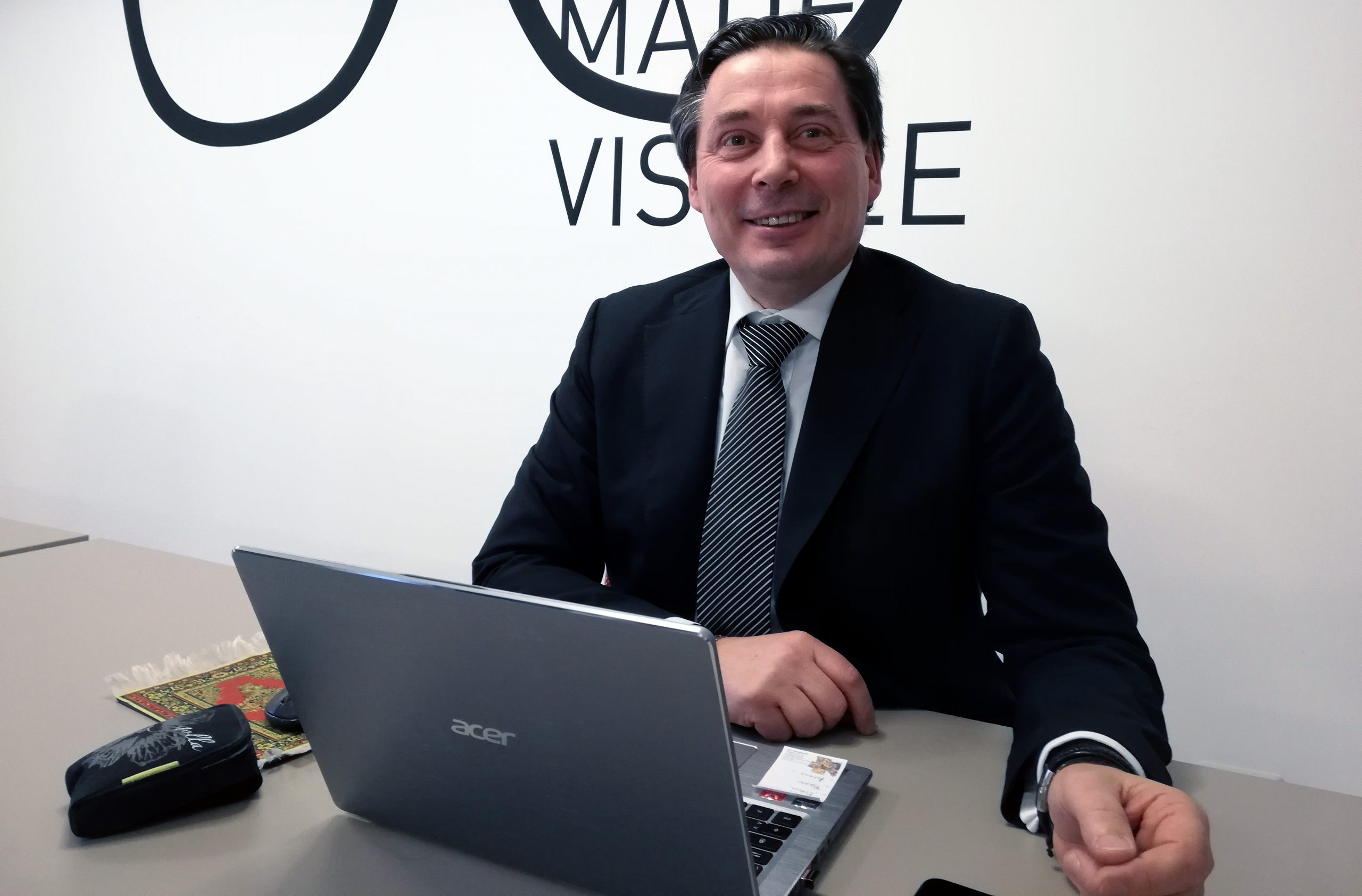 <h2>François Ryckeboer</h2><hr>Senior Manager